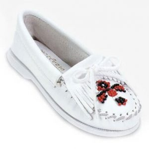 2174-Minnetonka-child-moccasin-white