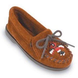 Minnetonka-Kids-2173-Brown-Suede