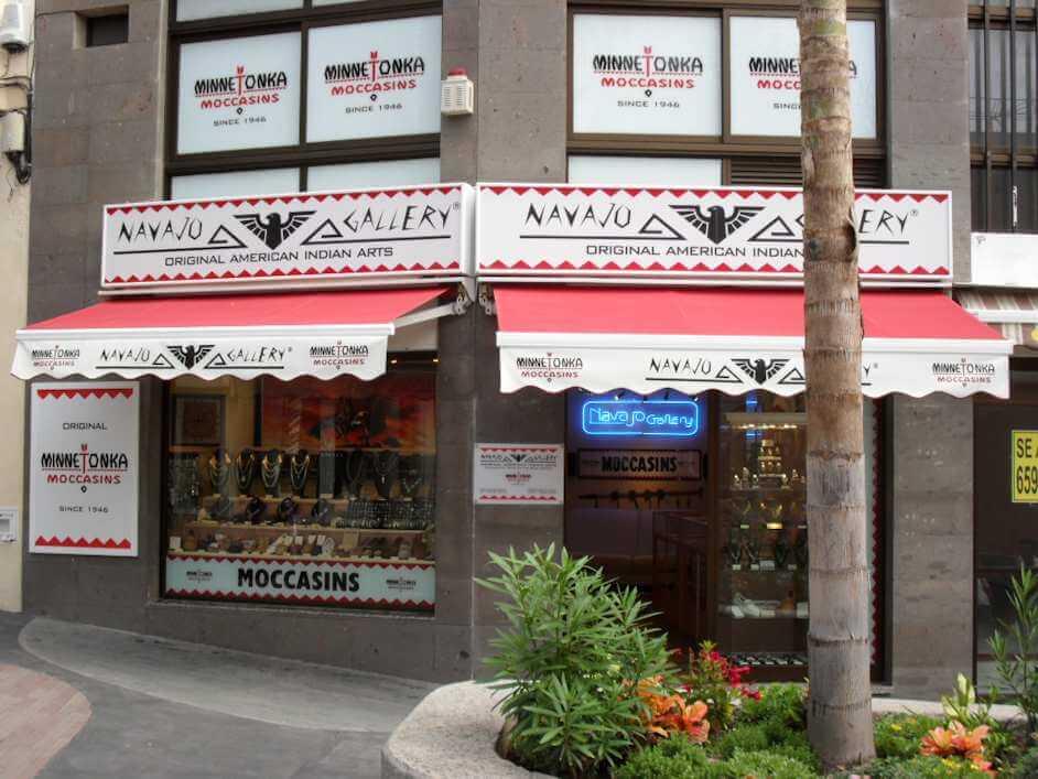 Navajo Gallery - Minnetonka Retailer Tenerife