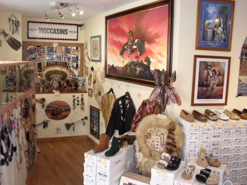 Minnetonka Distributor Canary Islands Navajo Gallery_4
